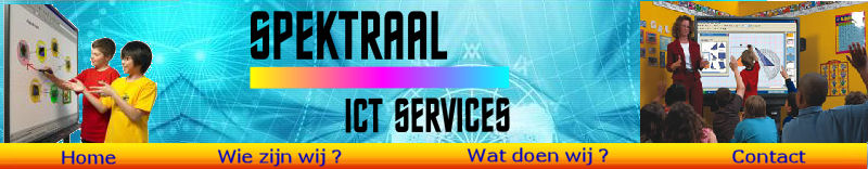 Header Spektraal ICT Services